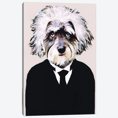Einstein Canvas Print #COC196} by Coco de Paris Canvas Art Print
