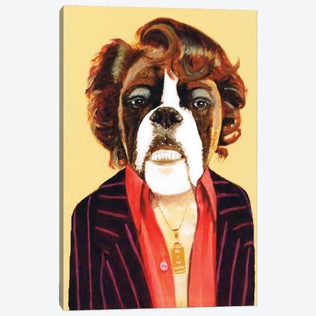 James Brown Canvas Print #COC212} by Coco de Paris Art Print