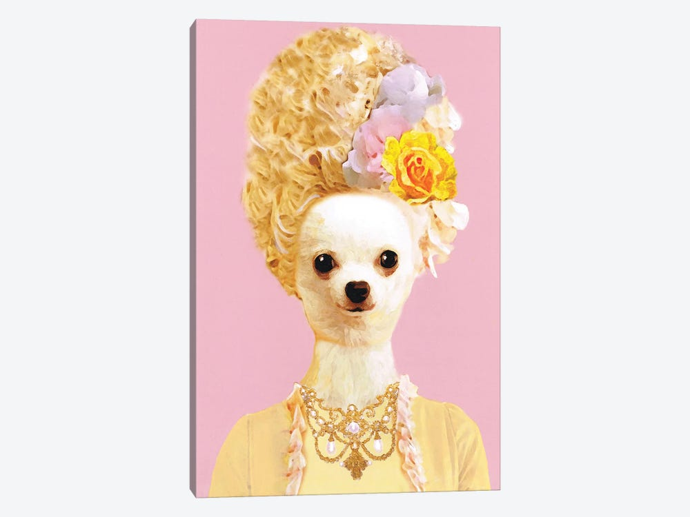 Marie-Antoinette by Coco de Paris 1-piece Canvas Print