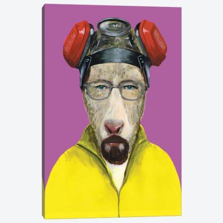 Walter White Goat 3-Piece Canvas #COC234} by Coco de Paris Canvas Art