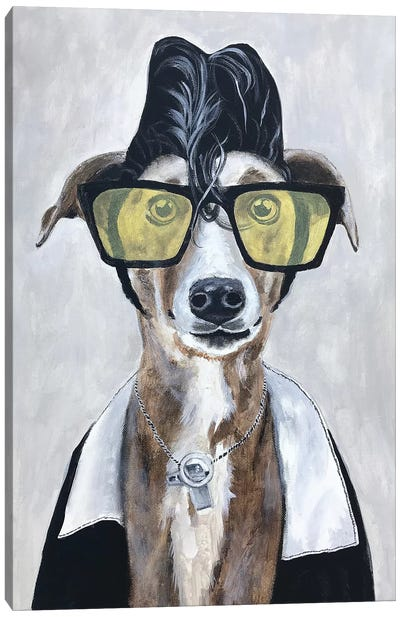 Greyhound Rock Canvas Art Print