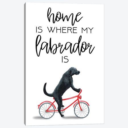 Labrador Canvas Print #COC273} by Coco de Paris Canvas Print