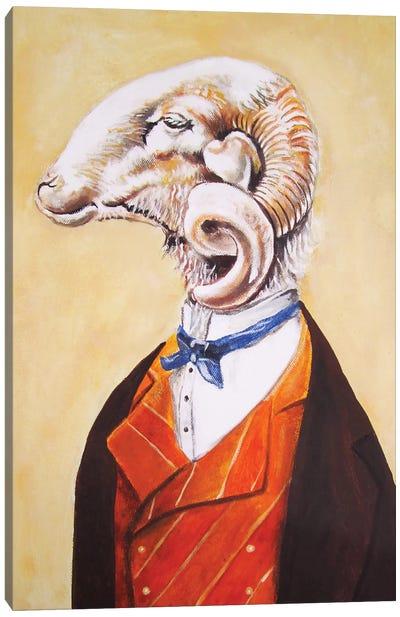 Sir Ram Canvas Art Print