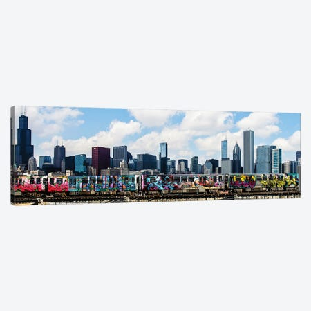 Sub Line Canvas Print #COG17} by Matt Coglianese Canvas Wall Art