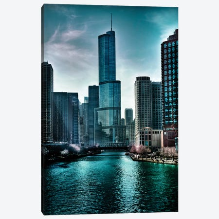 Trumped Canvas Print #COG20} by Matt Coglianese Canvas Art