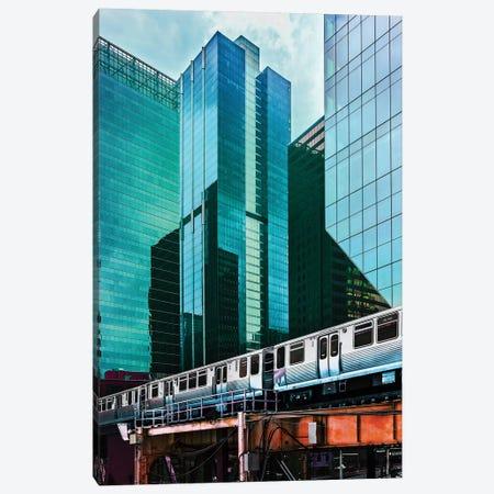 Encapsulated Post Train Canvas Print #COG35} by Matt Coglianese Canvas Artwork