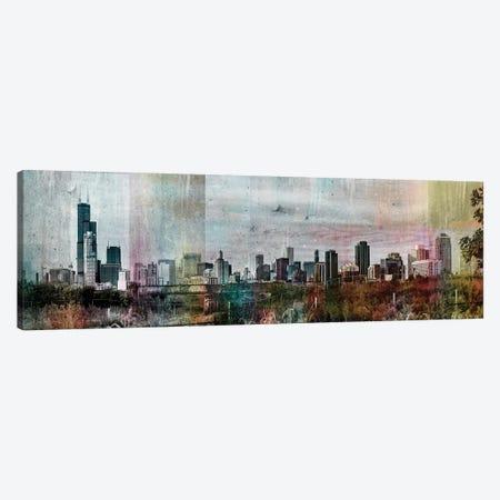 Prizm Of Chicago 2019 Canvas Print #COG39} by Matt Coglianese Art Print