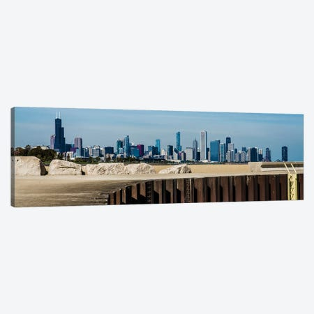 Landlocked Canvas Print #COG3} by Matt Coglianese Canvas Art Print
