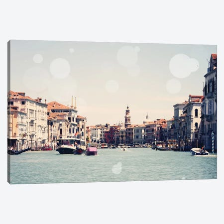 Venice Bokeh I Canvas Print #COO12} by Sylvia Coomes Canvas Art Print