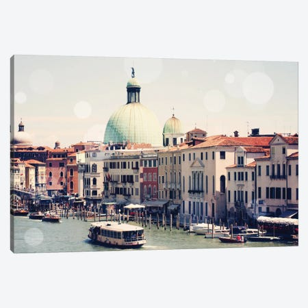 Venice Bokeh II Canvas Print #COO13} by Sylvia Coomes Canvas Art Print