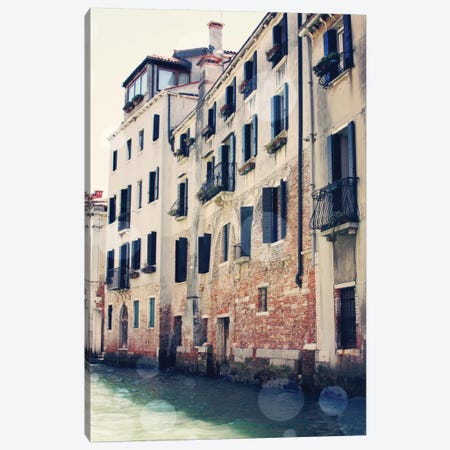 Venice Bokeh III Canvas Print #COO14} by Sylvia Coomes Canvas Wall Art