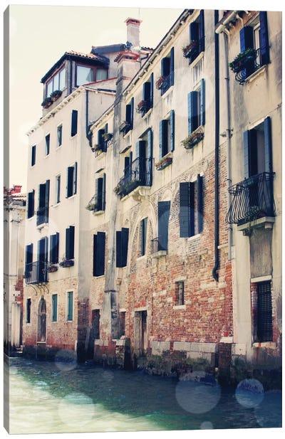 Venice Bokeh III Canvas Art Print