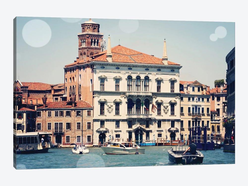 Venice Bokeh IV by Sylvia Coomes 1-piece Canvas Artwork