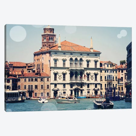 Venice Bokeh IV Canvas Print #COO15} by Sylvia Coomes Canvas Art