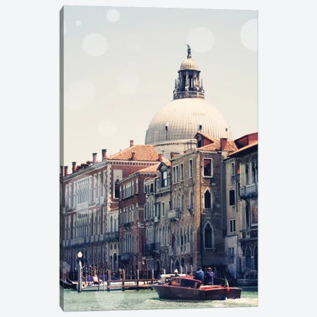 Venice Bokeh V Canvas Print #COO16} by Sylvia Coomes Canvas Artwork