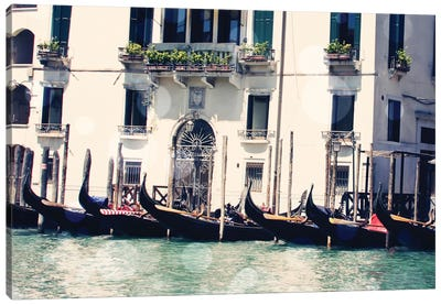 Venice Bokeh VI Canvas Print #COO17