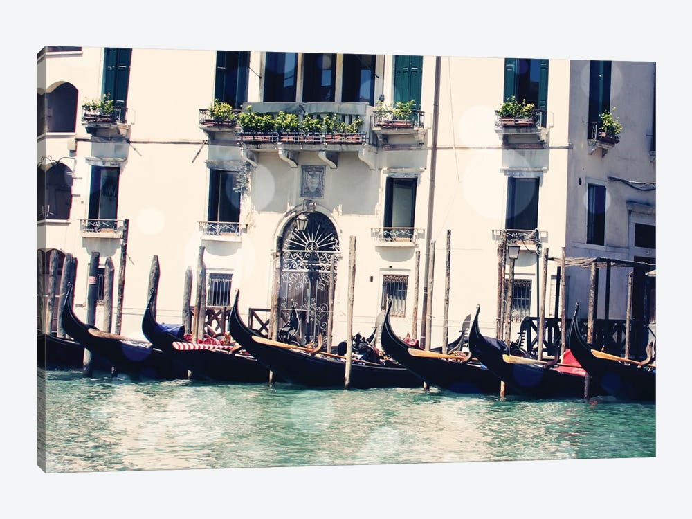 Venice Bokeh VI by Sylvia Coomes 1-piece Canvas Art