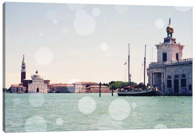 Venice Bokeh VII Canvas Art Print