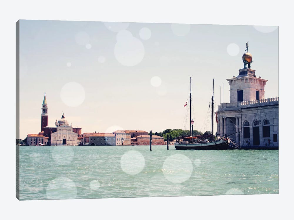Venice Bokeh VII by Sylvia Coomes 1-piece Art Print