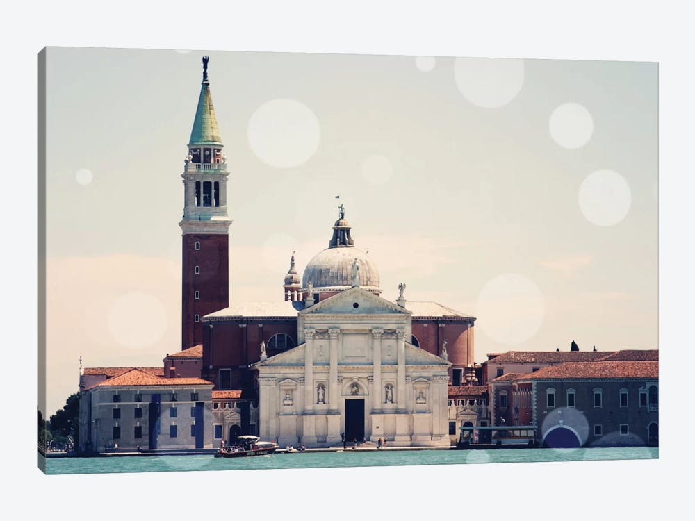 Venice Bokeh VIII by Sylvia Coomes 1-piece Canvas Wall Art