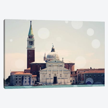 Venice Bokeh VIII Canvas Print #COO19} by Sylvia Coomes Art Print