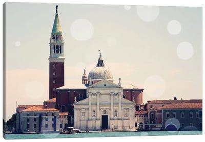 Venice Bokeh VIII Canvas Art Print