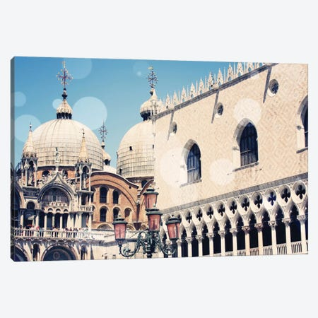 Venice Bokeh IX Canvas Print #COO20} by Sylvia Coomes Canvas Art