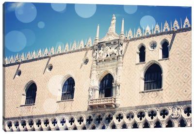 Venice Bokeh X Canvas Art Print