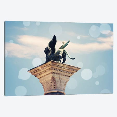 Venice Bokeh XI Canvas Print #COO22} by Sylvia Coomes Canvas Wall Art