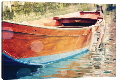 Venice Bokeh XII Canvas Art Print
