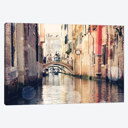 Venice Bokeh XIV Canvas Print #COO25} by Sylvia Coomes Art Print