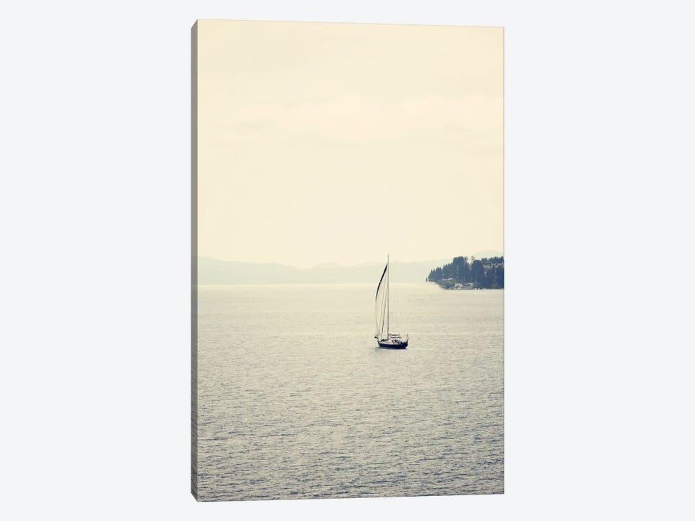 Hazy Sea by Sylvia Coomes 1-piece Canvas Art Print