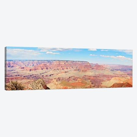 Grand Canyon Panorama I Canvas Print #COO3} by Sylvia Coomes Canvas Art Print