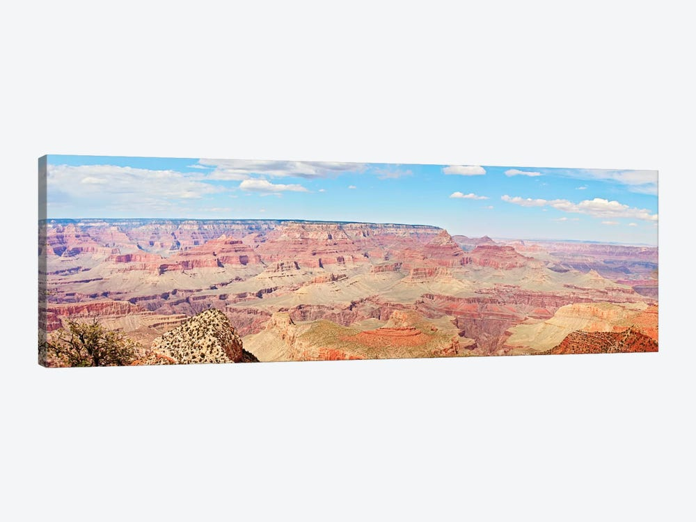 Grand Canyon Panorama I by Sylvia Coomes 1-piece Canvas Print