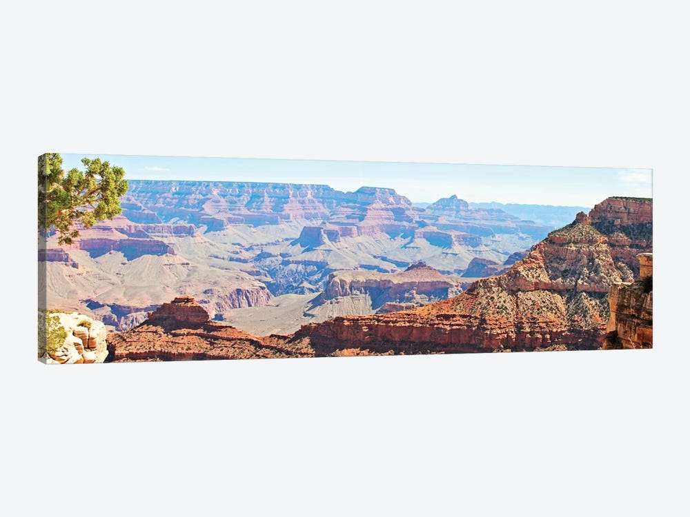 Grand Canyon Panorama II by Sylvia Coomes 1-piece Canvas Art