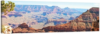 Grand Canyon Panorama II Canvas Art Print
