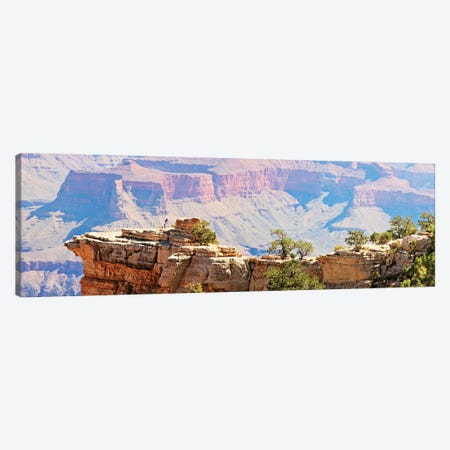 Grand Canyon Panorama III Canvas Print #COO5} by Sylvia Coomes Canvas Artwork