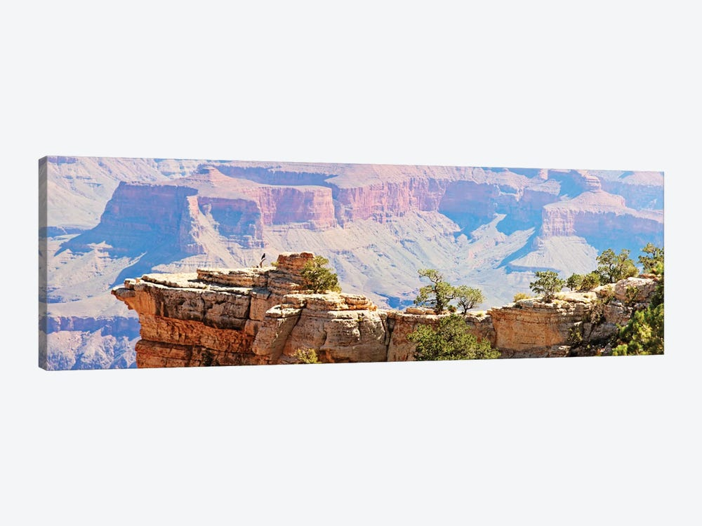Grand Canyon Panorama III by Sylvia Coomes 1-piece Canvas Art Print