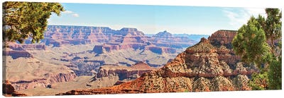 Grand Canyon Panorama IV Canvas Art Print