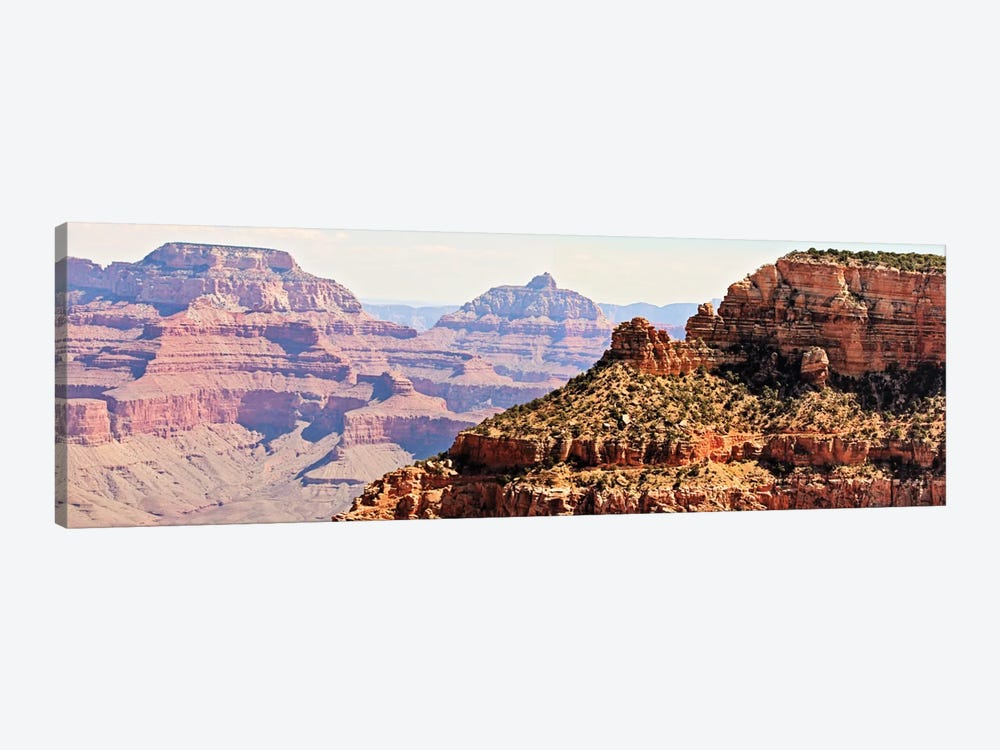 Grand Canyon Panorama V by Sylvia Coomes 1-piece Art Print