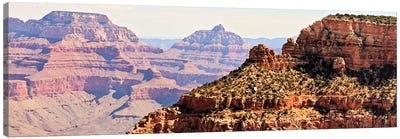Grand Canyon Panorama V Canvas Art Print
