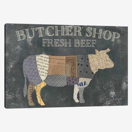 From the Butcher XIII Canvas Print #COP10} by Courtney Prahl Canvas Artwork