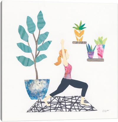 Namaste I Canvas Art Print