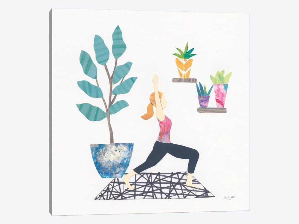 Namaste I by Courtney Prahl 1-piece Canvas Wall Art