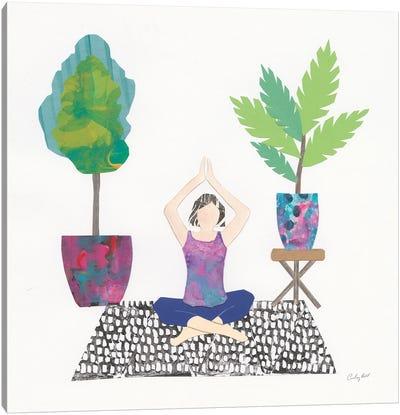 Namaste II Canvas Art Print