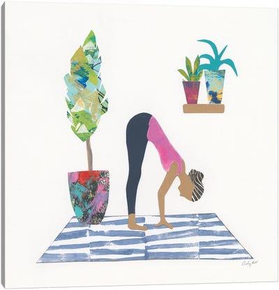 Namaste III Canvas Art Print