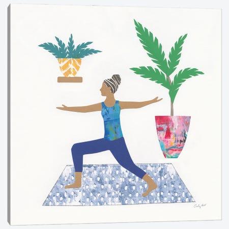 Namaste IV Canvas Print #COP46} by Courtney Prahl Canvas Wall Art