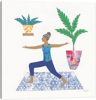 Namaste IV Canvas Art Print