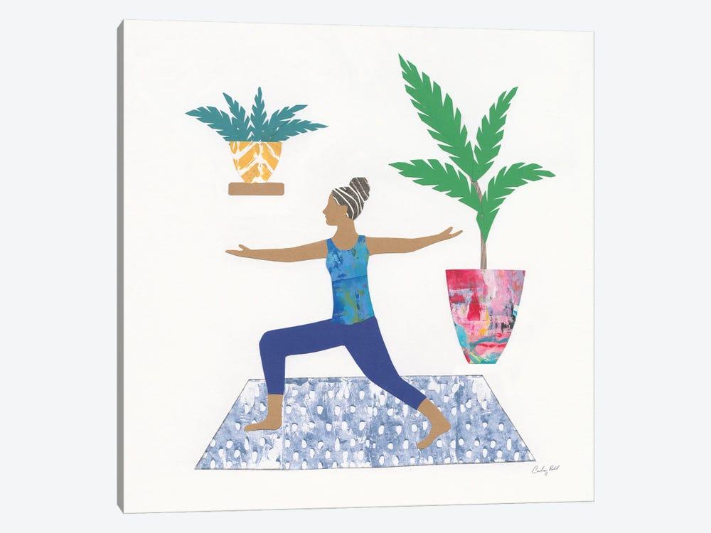 Namaste IV by Courtney Prahl 1-piece Canvas Print