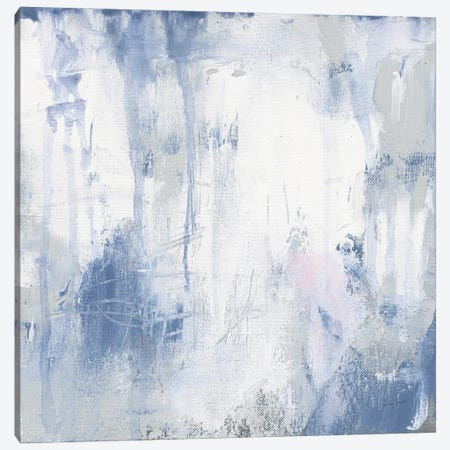White Out I Canvas Print #COP47} by Courtney Prahl Canvas Wall Art
